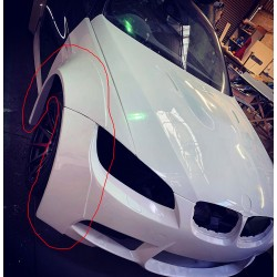 E92 BMW FRONT WHEELARCHES/FENDERS