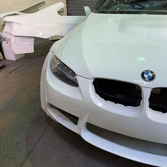 E92 BMW FIBREGLASS M3 STYLE BONNET/HOOD