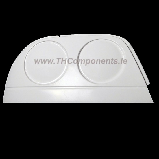 R33 Skyline Rear Tail Light Blanks Covers