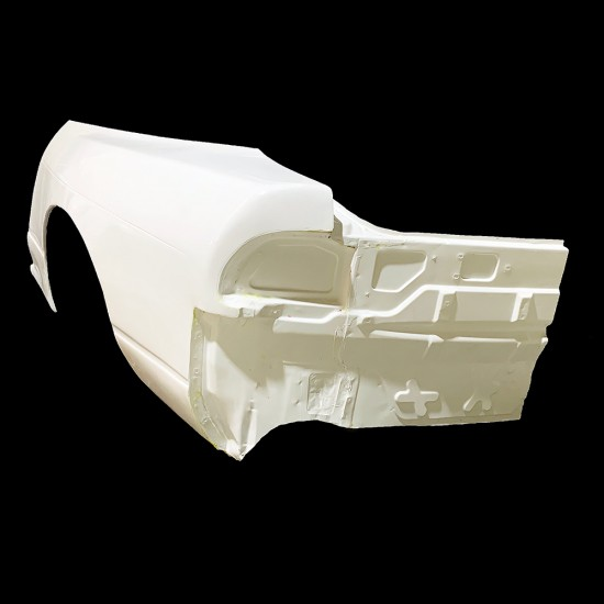 S13 180SX +50mm WIDER REAR CLAM SHELL (FULL)
