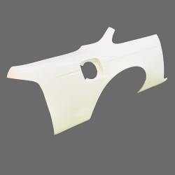 S14 200sx silvia rear quarter panels overfenders +50mm