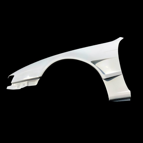 S14a 200sx silvia front vented wings +70mm wide