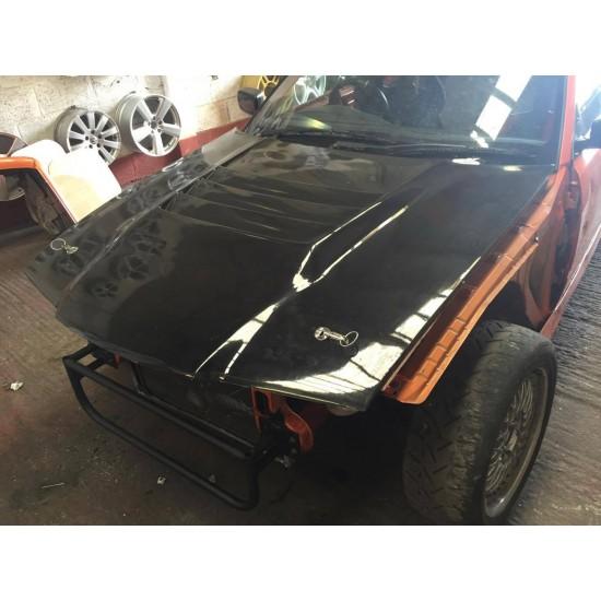 E36 BMW Coupe Fibreglass Vented Bonnet hood
