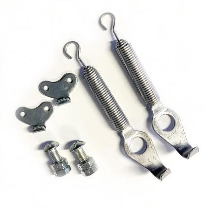 bootlid springs stainless steel