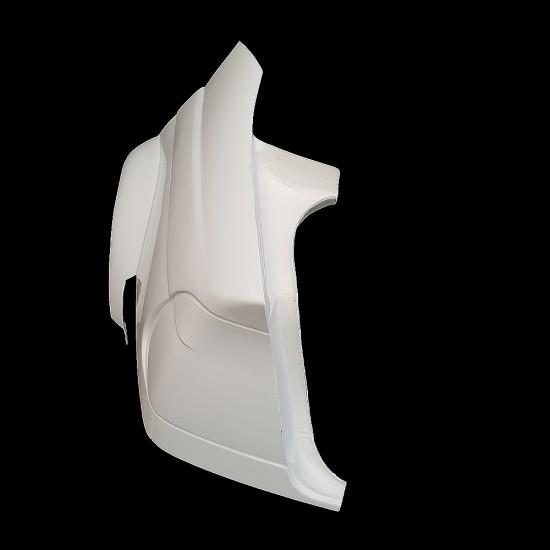 E46 BMW 4 Door Rear Full Wrap Around Quarter panels overfenders +50mm