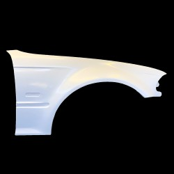 E46 BMW 4door sedan touring m3 style Fibreglass front wings +30mm
