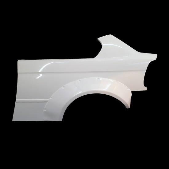 E46 BMW COMPACT Rear Quarter panels overfenders +70mm