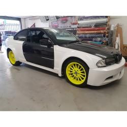 E46 BMW GTR Style Full Bodykit Front + Rear