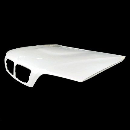 E46 BMW M3 Coupe Fibreglass Bonnet hood