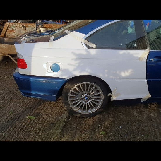 E46 BMW M3 Rear Quarter panels overfenders L/H, R/H +30mm