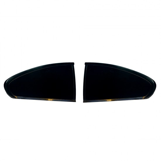 E92 BMW rear side window blanks L/H, R/H
