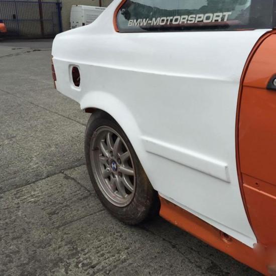 E36 BMW Rear Quarters / Overfenders +50mm