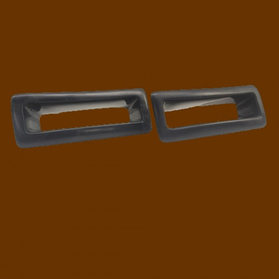 Universal Front Bumper Vents n1 style SOLD IN PAIRS OF 2