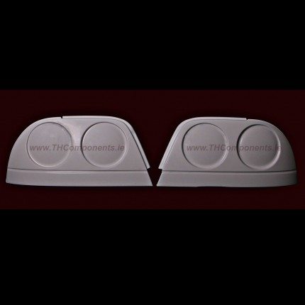 R33 Skyline Rear Tail Light Blanks Covers