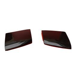 S13 180sx silvia fibreglass headlight blanks covers