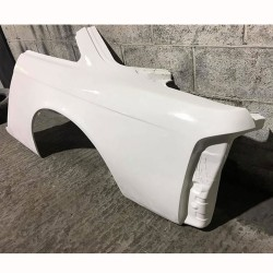 S14 200sx Silvia FULL rear quarter panels overfenders (Wrap around) +50mm