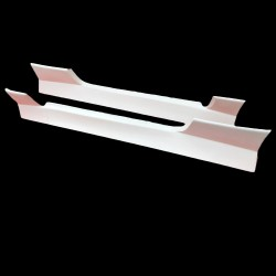 S14 200sx uras style side skirts