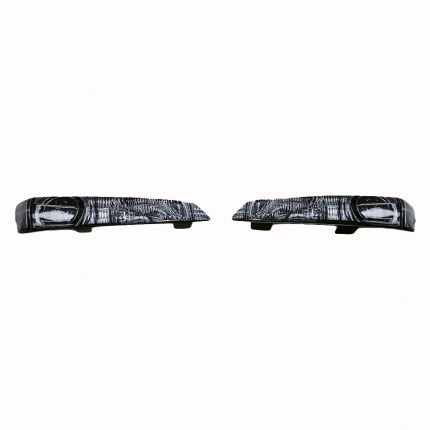 S14a 200sx silvia Kouki Headlight Blanks With Stickers