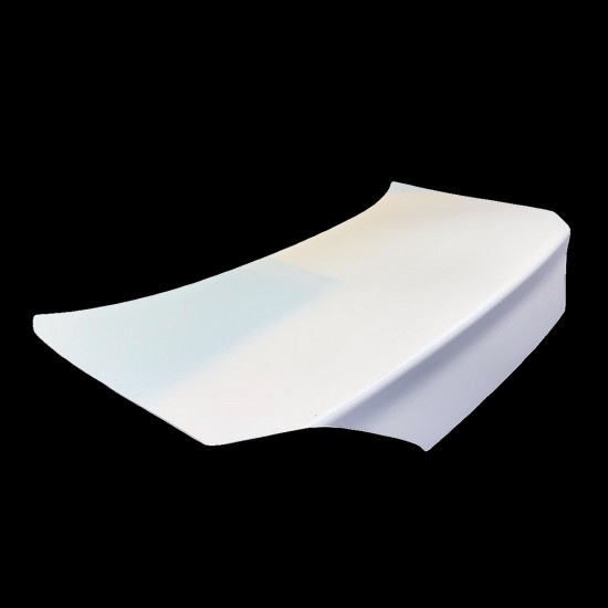 s15 200sx fibreglass boot lid / trnk outer skin