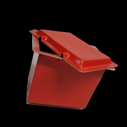 Competition Battery Box fibreglass